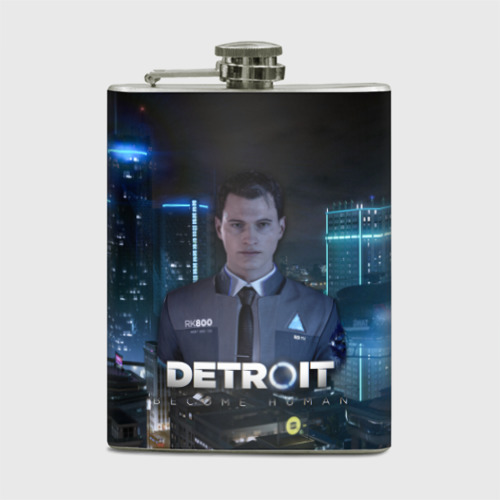 Фляга  Фото 01, Detroit: Become Human - Connor