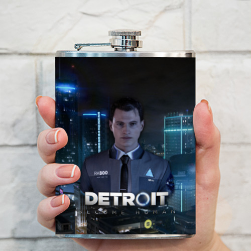 Фляга  Фото 03, Detroit: Become Human - Connor