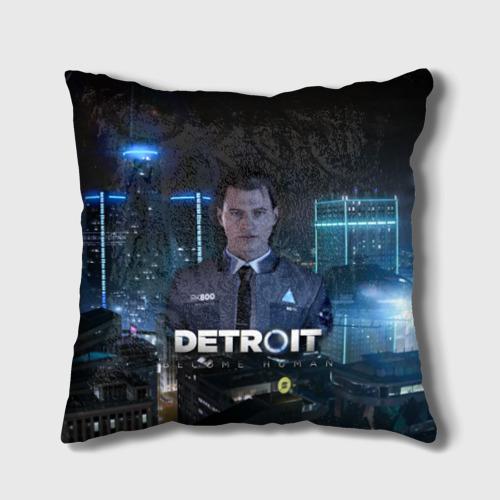 Подушка 3D Detroit: Become Human - Connor Фото 01