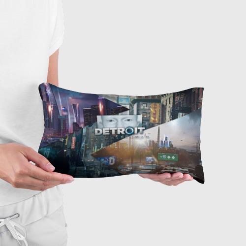 Подушка 3D антистресс Detroit: Become Human Фото 01