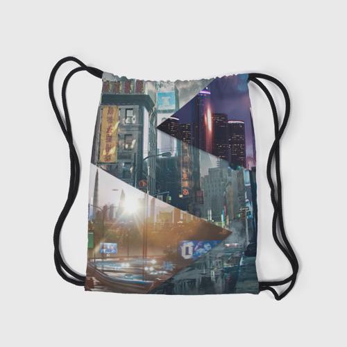 Рюкзак-мешок 3D Detroit: Become Human Фото 01
