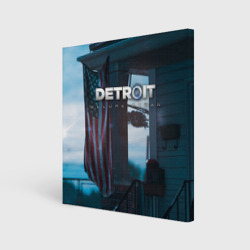 Detroit: Become Human city