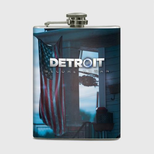 Фляга  Фото 01, Detroit: Become Human city