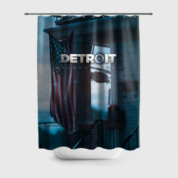 Detroit: Become Human city