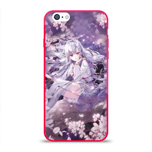 Чехол для Apple iPhone 6 силиконовый глянцевый Mahiru Hiragi Фото 01