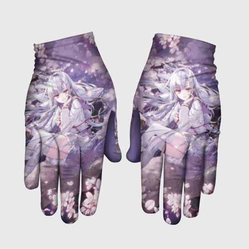 Перчатки 3D Mahiru Hiragi Фото 01