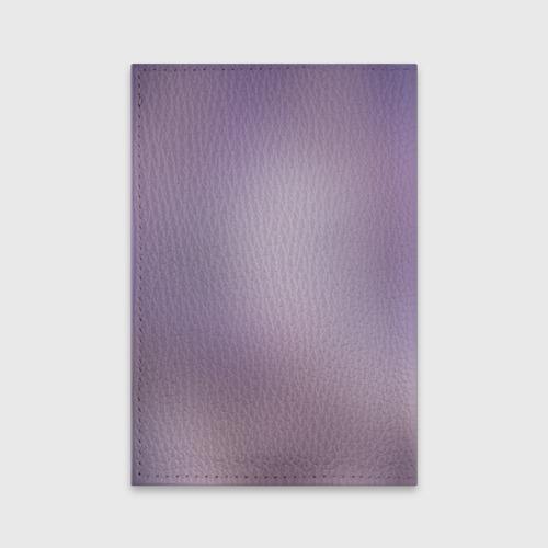 Обложка для паспорта матовая кожа  Фото 02, Mahiru Hiragi