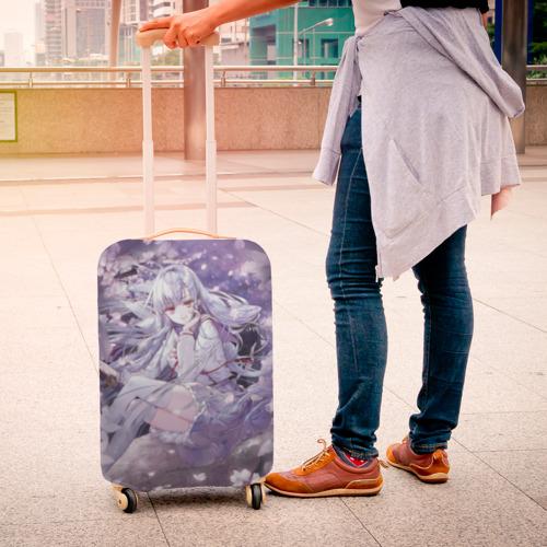 Чехол для чемодана 3D Mahiru Hiragi Фото 01