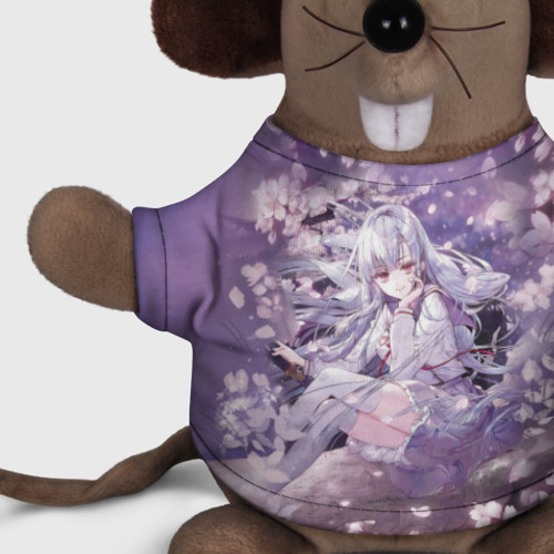 Мышь в футболке 3D Mahiru Hiragi Фото 01
