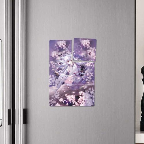 Магнитный плакат 2Х3 Mahiru Hiragi Фото 01