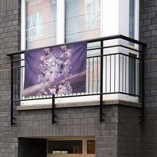 Флаг-баннер Mahiru Hiragi Фото 01