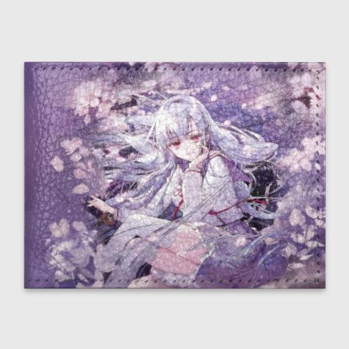 Обложка для студенческого билета Mahiru Hiragi Фото 01