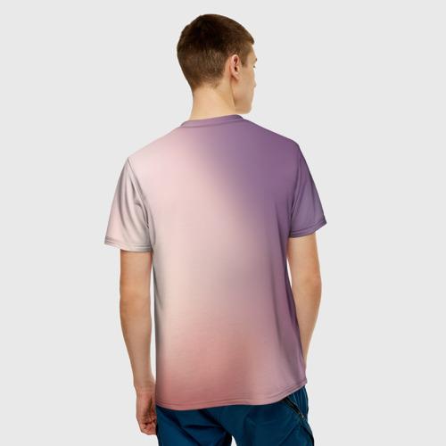 Мужская футболка 3D Kururu Фото 01