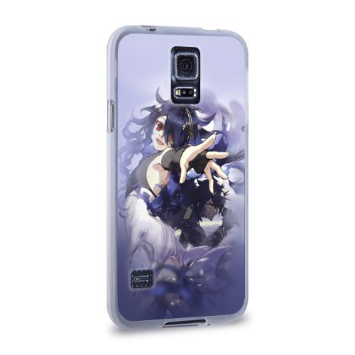 Чехол для Samsung Galaxy S5 силиконовый  Фото 02, Ashuramaru
