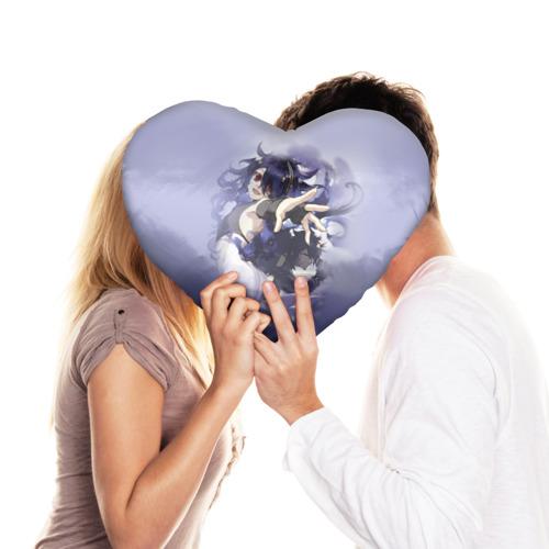 Подушка 3D сердце  Фото 03, Ashuramaru