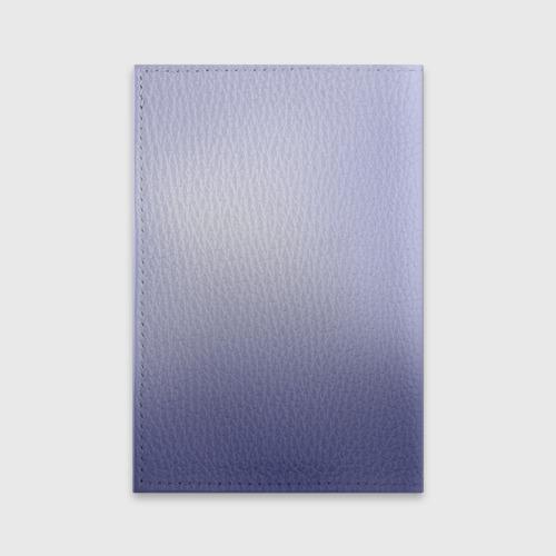 Обложка для паспорта матовая кожа  Фото 02, Ashuramaru