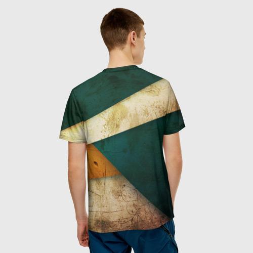 Мужская футболка 3D  Фото 02, Сан Хосе Олд