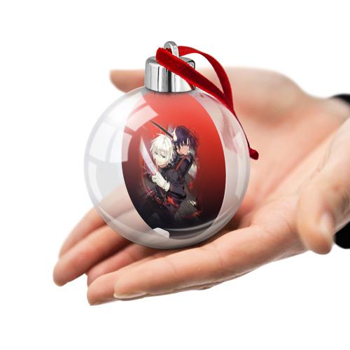 Ёлочный шар  Фото 02, Shinya & Guren