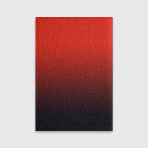 Обложка для паспорта матовая кожа  Фото 02, Shinya & Guren