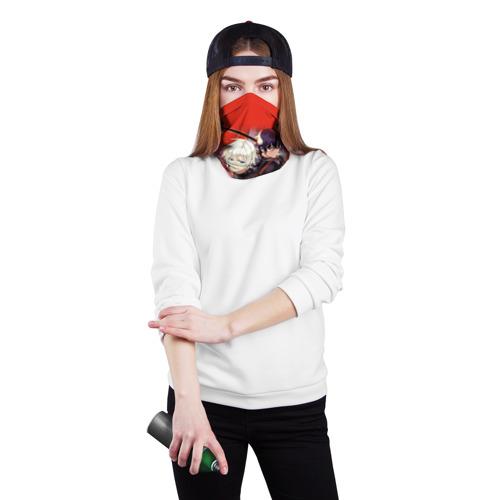 Бандана-труба 3D  Фото 02, Shinya & Guren