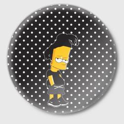 Барт с дредами