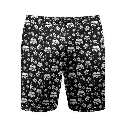 Мужские шорты 3D спортивные Lizer_5