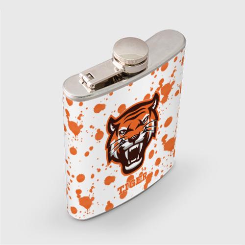 Фляга  Фото 02, Огненный тигр