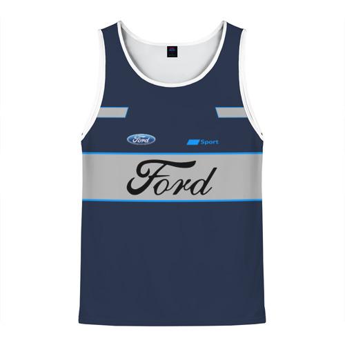 Мужская майка 3D Ford