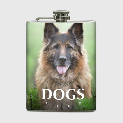 Фляга  Фото 01, Dogs club