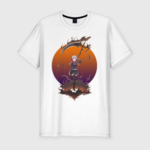 Мужская футболка премиум Shinoa