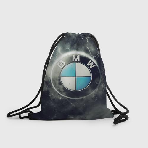 Рюкзак-мешок 3D Логотип BMW Фото 01