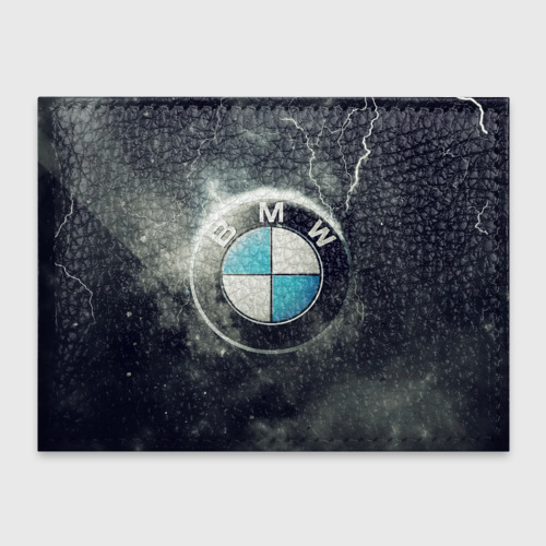 Обложка для студенческого билета Логотип BMW Фото 01