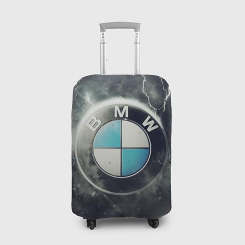 Чехол для чемодана 3D Логотип BMW Фото 01