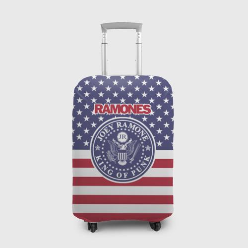 Чехол для чемодана 3D Ramones Фото 01
