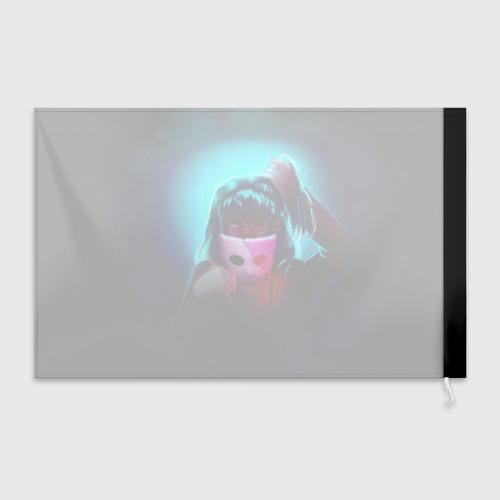 Флаг 3D Sally Face (2) Фото 01