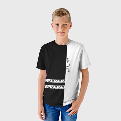 Детская футболка 3D Lil Peep