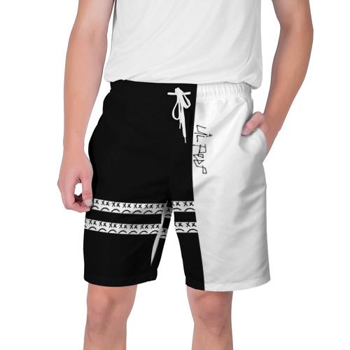 Мужские шорты 3D Lil Peep