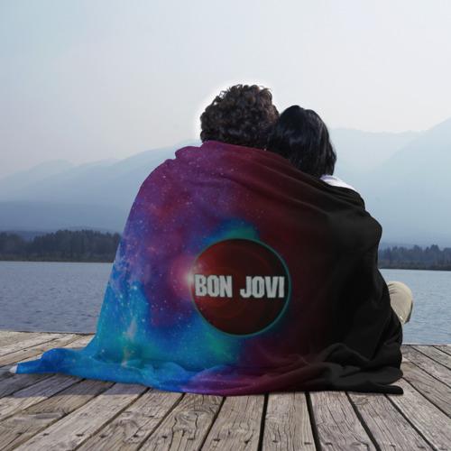 Плед 3D  Фото 02, Bon Jovi