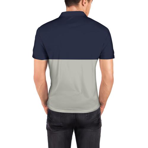 Мужская рубашка поло 3D  Фото 04, Hummer
