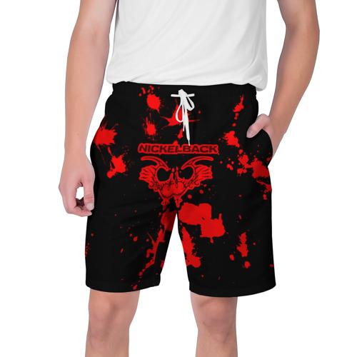 Мужские шорты 3D  Фото 01, Nickelback