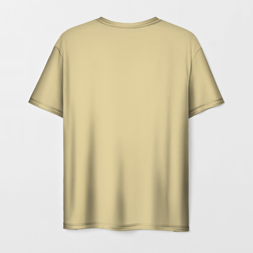 Мужская футболка 3D Старая карта  Фото 01