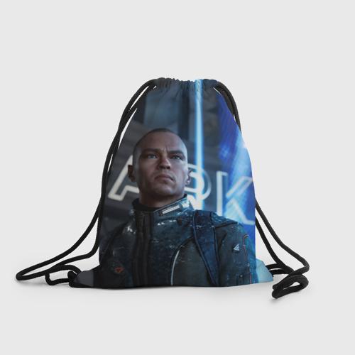 Рюкзак-мешок 3D Markus. Detroit: Become Human Фото 01