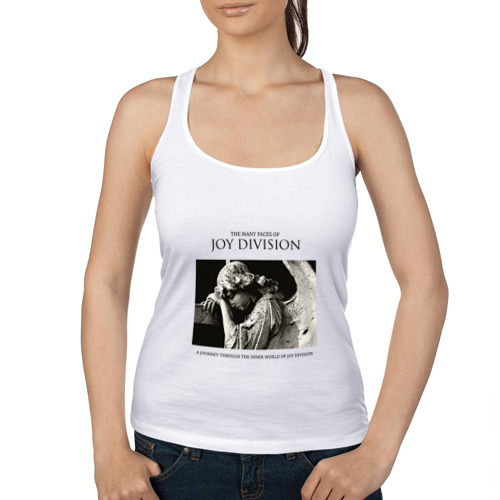 Женская майка борцовка  Фото 01, Joy Division