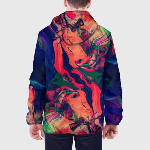 Мужская куртка 3D  Фото 05, Abstraction