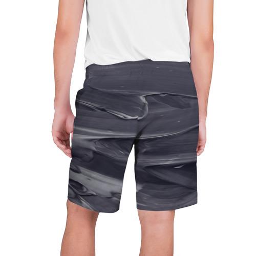 Мужские шорты 3D  Фото 02, Серый градиент