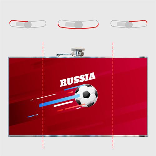 Фляга  Фото 05, Футбол Россия