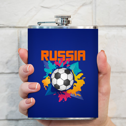Фляга  Фото 03, Футбол Россия