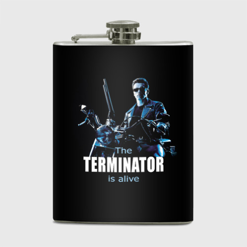Фляга  Фото 01, Terminator alive