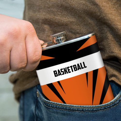 Фляга  Фото 04, Basketball