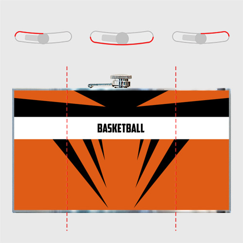 Фляга  Фото 05, Basketball